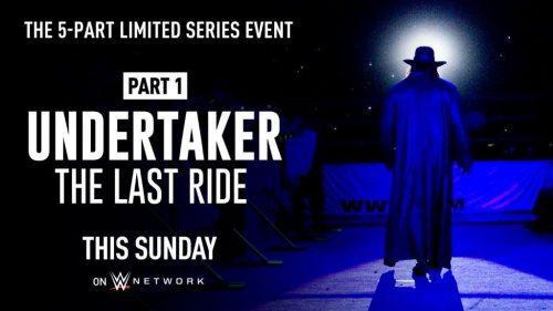«Undertaker: The Last Ride» es la serie documental que tienes que ver ya