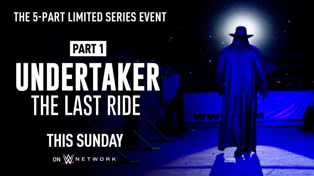 «Undertaker: The Last Ride» es la serie documental que tienes que ver ya