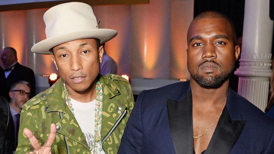 Kanye West entrevista a Pharrell y hablan sobre música, Covid-19 y más