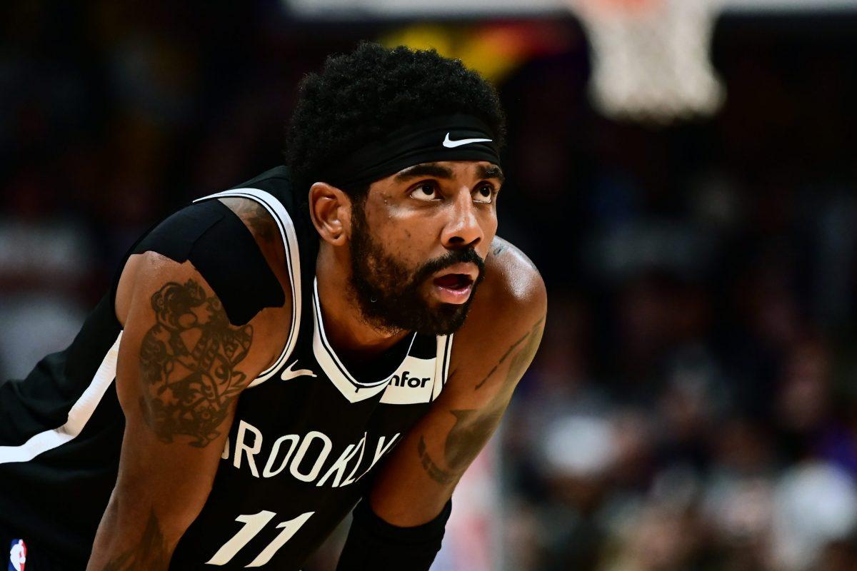 Kyrie Irving lidera las protestas contra el regreso de la NBA