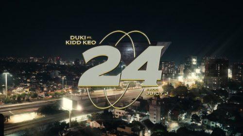 Duki celebra su cumpleaños lanzando '24' junto a Kidd Keo, Juicy J y más