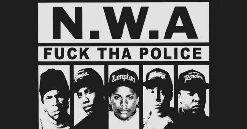 """""""Fuck tha Police"""" y las canciones que han vuelto a ser hit por las protestas"""