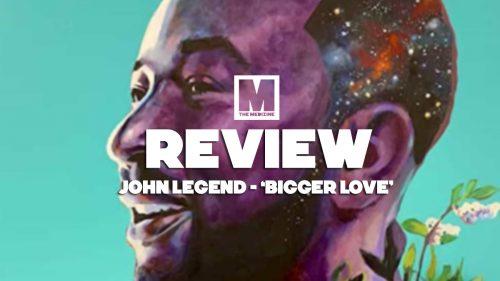 Cuando el amor gana a los tiempos difíciles: 'Bigger Love', el nuevo disco de John Legend