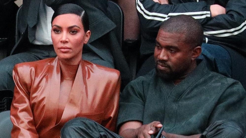 Kanye West pide perdón públicamente a Kim Kardashian
