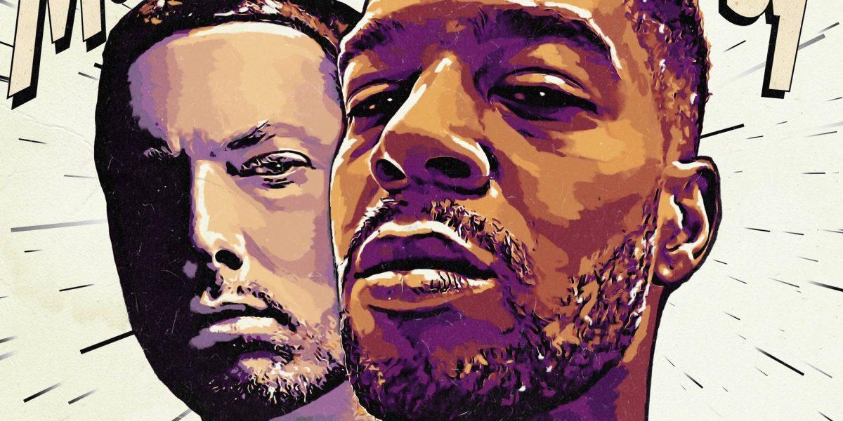 Kid Cudi y Eminem presentan 'The Adventures of Moon Man & Slim Shady'