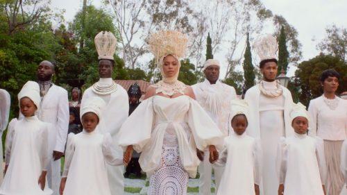 Beyoncé homenajea la cultura africana con su nuevo álbum visual 'Black Is King'