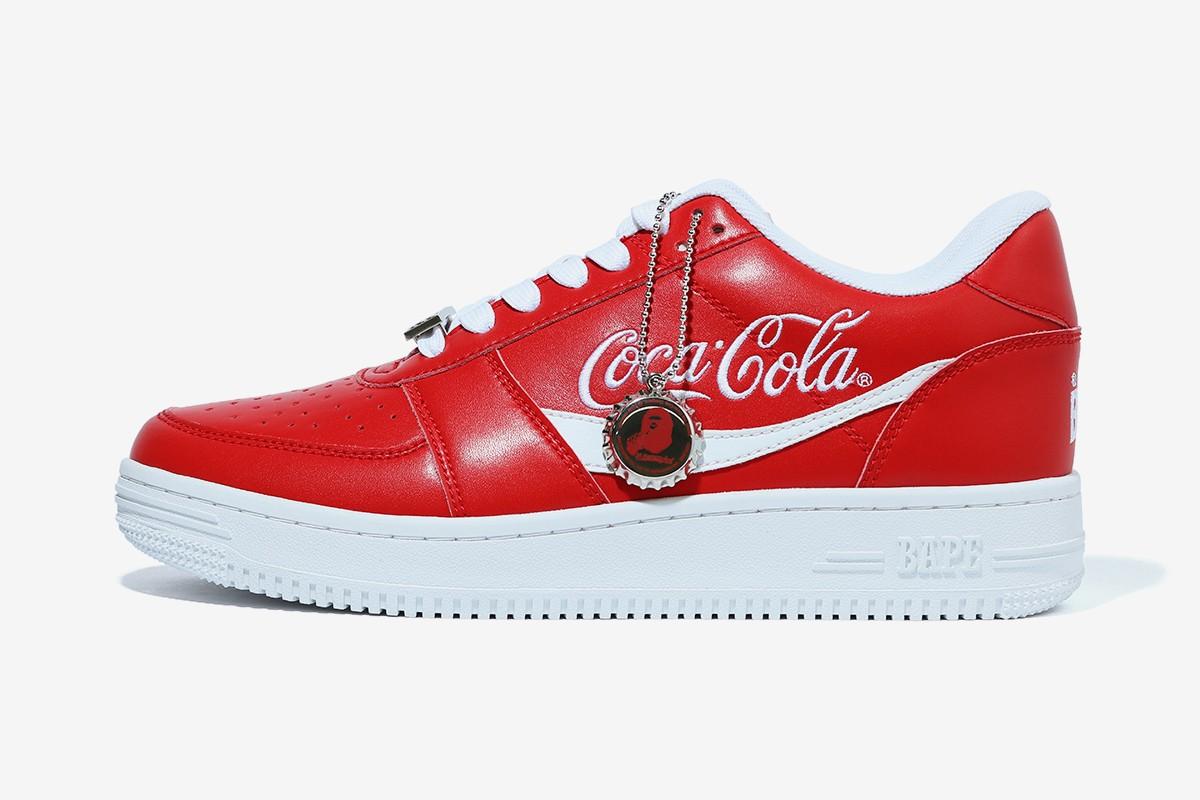 Coca-Cola y BAPE presentan la colección cápsula de este verano