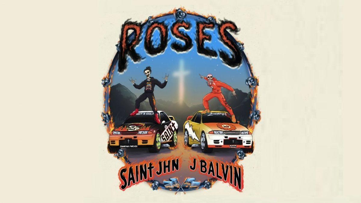 SAINt JHN y J Balvin lanzan el latin remix de 'Roses'