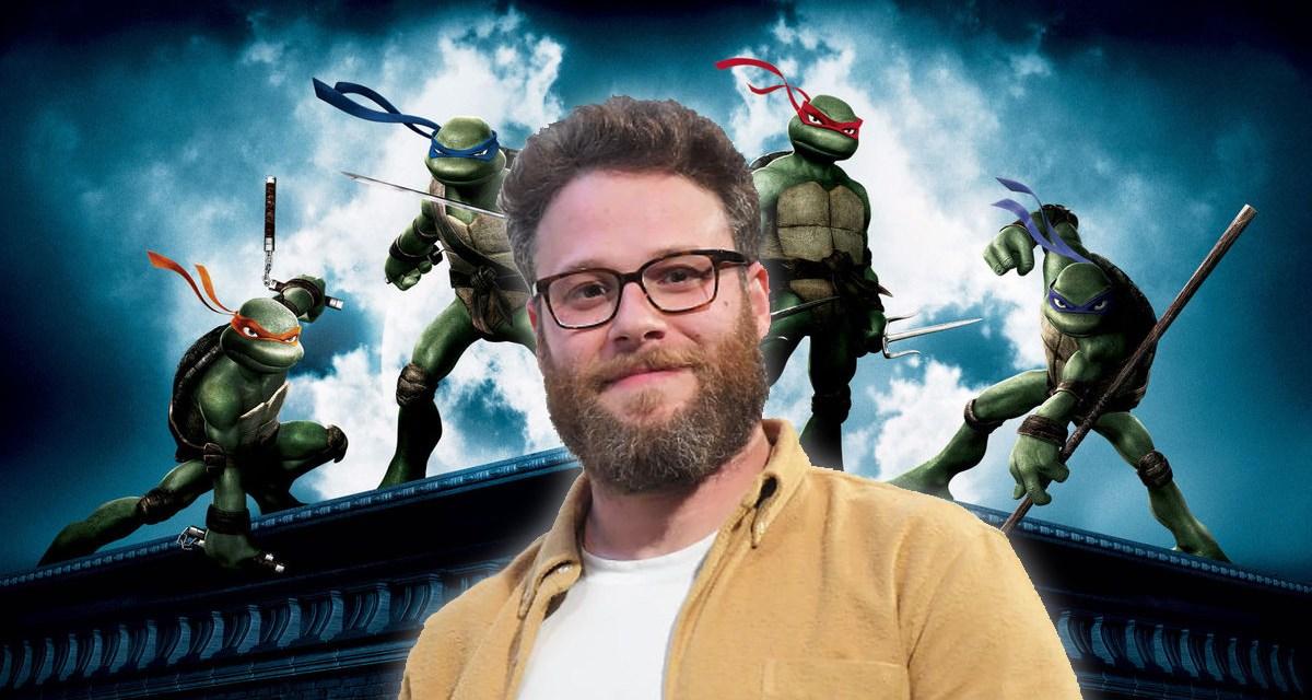 Seth Rogen se hará cargo de lo nuevo de «Las tortugas ninja»