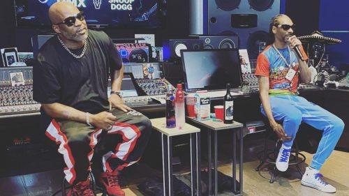 Snoop Dogg y DMX se enfrentan en la Verzuz Battle más épica
