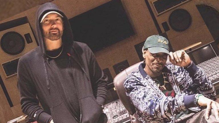Snoop Dogg asegura que «Eminem no está en su Top 10 de mejores raperos»