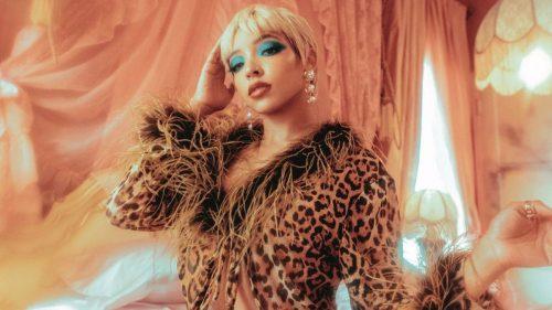 Tinashe saca su lado más sensual para el vídeo de 'Rascal (Superstar)'