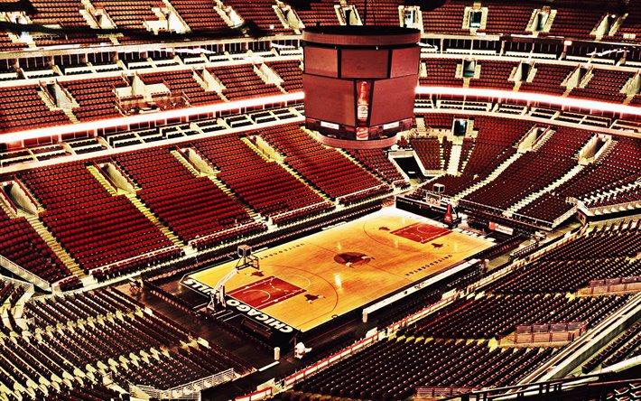 Estos son los 5 estadios más grandes de la NBA