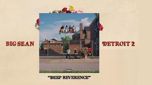 Big Sean adelanta su nuevo disco con 'Deep Reverence', junto a Nipsey Hussle