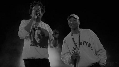 JAY-Z y Pharrell juntos de nuevo en su colaboración 'Entrepeneur'