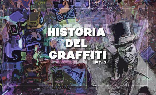 Historia del Graffiti (Parte 3): de la calle a los museos