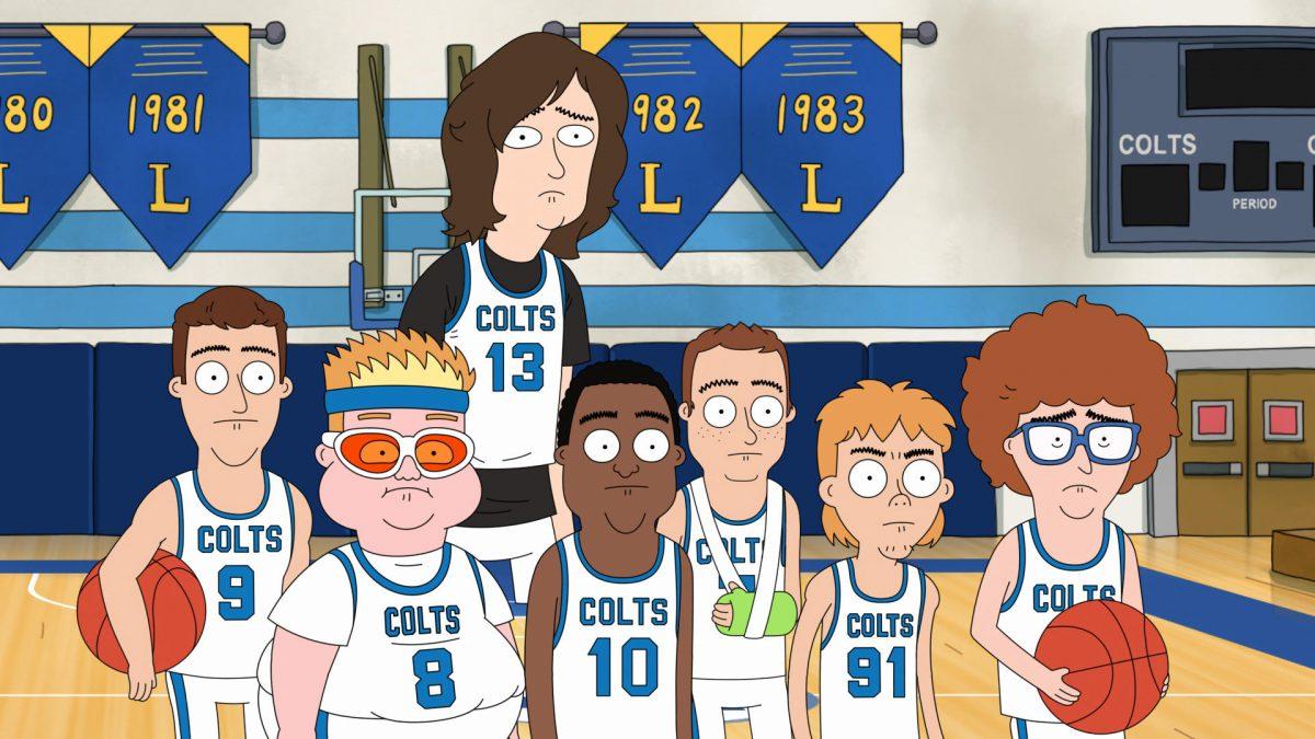 """""""Hoops"""" de Netflix: baloncesto y animación más gamberra que «Padre de familia»"""