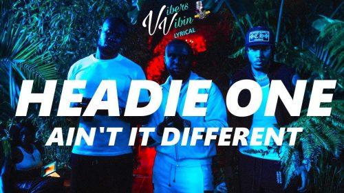 Headie One vuelve con Stormzy y AJ Tracey en «Ain't It Different»