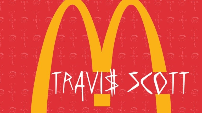 Travis Scott y McDonald's: una filtración confirma los rumores de la colaboración