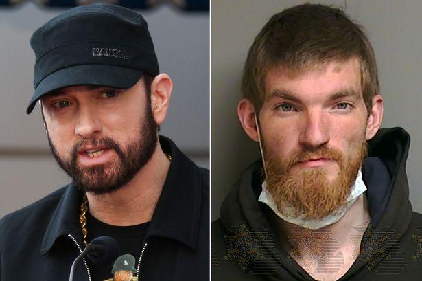 El intruso que entró en casa de Eminem intentó matarle