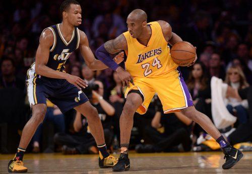Los cinco partidos con mayor anotación de Kobe Bryant