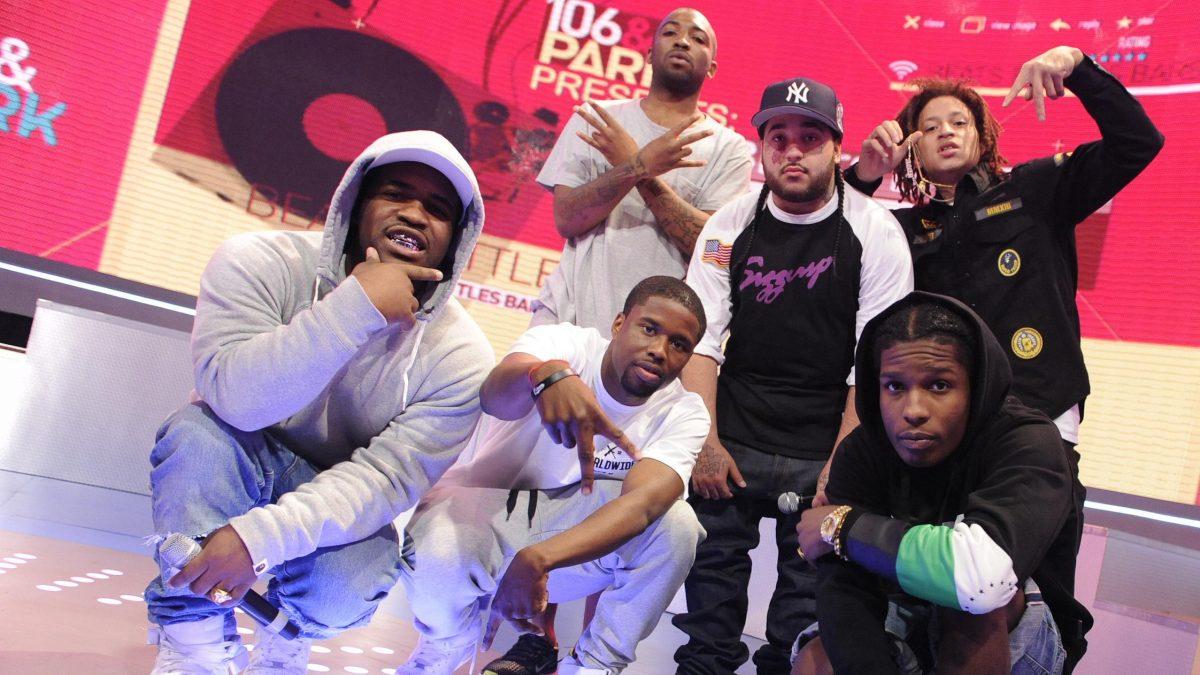 A$AP Nast lo desmiente todo: «A$AP Ferg sigue en el colectivo»