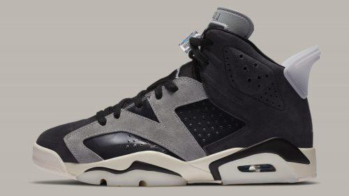 Las Air Jordan 6 «Chrome» ya tienen fecha de lanzamiento