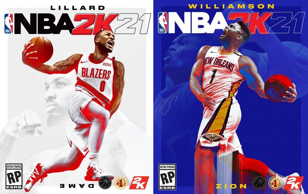 NBA2K21: Todas sus novedades y un recap de las portadas de los últimos años