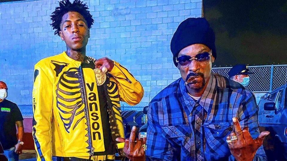 NBA YoungBoy y Snoop Dogg se unen para el temazo 'Callin'