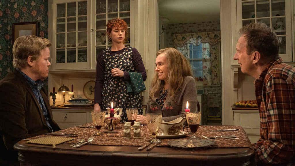 """""""Estoy pensando en dejarlo»: la locura de Charlie Kaufman en Netflix"""