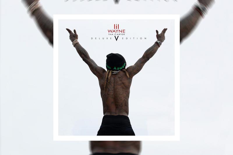 Lil Wayne lanza 'Tha Carter V (deluxe)' con Post Malone, 2 Chainz y más