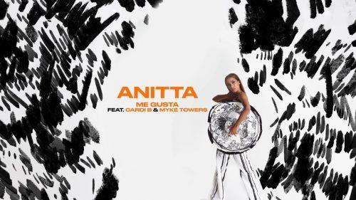 Anitta recluta a Cardi B y Myke Towers para su nuevo tema 'Me Gusta'