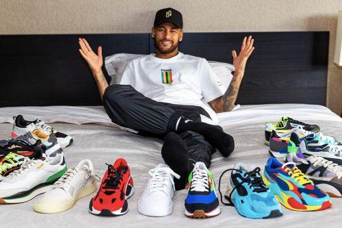 Neymar Jr firma un acuerdo multianual con PUMA tras abandonar Nike