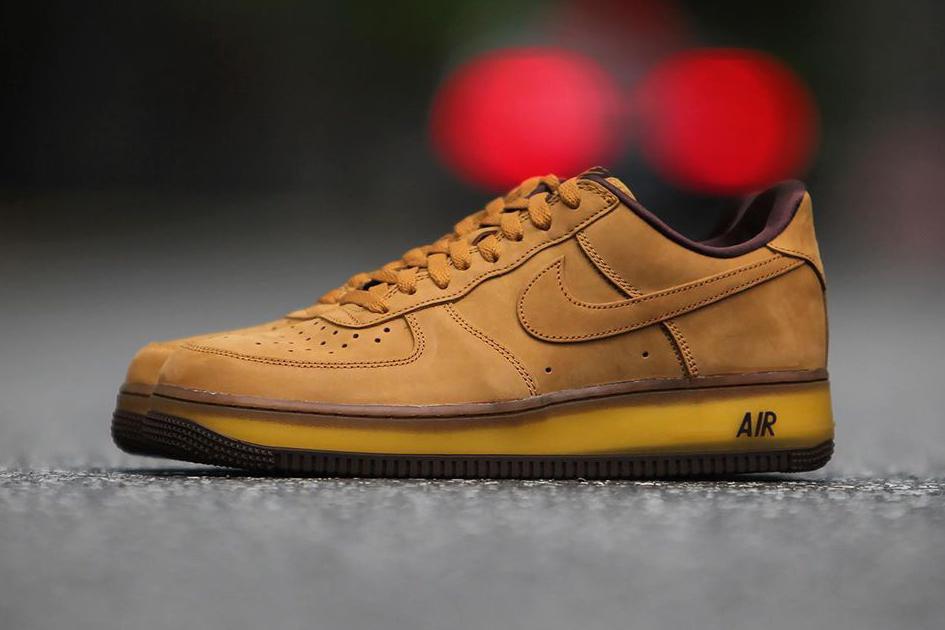 Nike conquistará el otoño con las Nike Air Force 1 CO.JP 'Wheat'