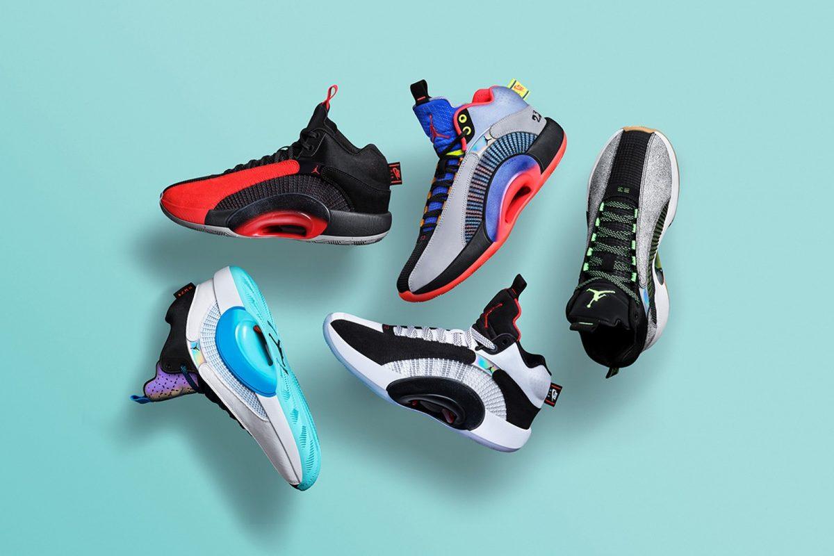 Te contamos todos los detalles sobre las Nike Air Jordan 35