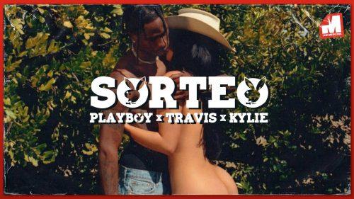 ¡Sorteamos un ejemplar de Playboy con Travis Scott y Kylie Jenner!