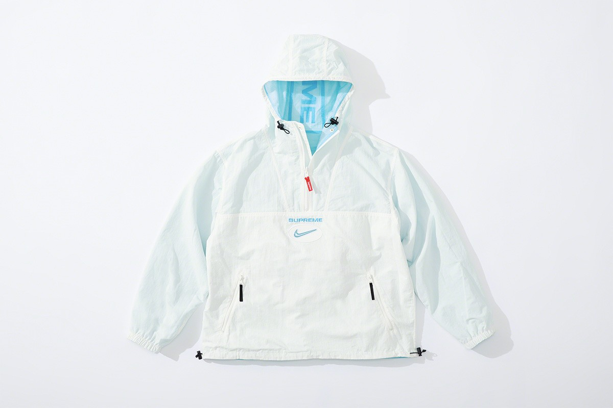 Supreme y Nike se unen para una colección otoño/invierno 2020 muy retro
