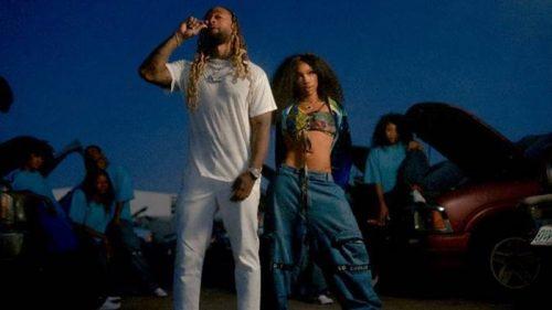SZA saca su lado más sexy junto a Ty Dolla $ign 'Hit Different'