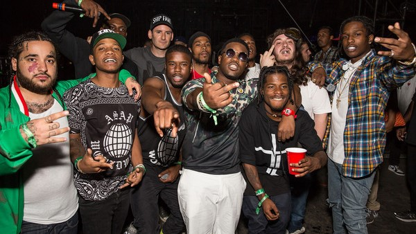 A$AP Ferg declara que «siempre será miembro de A$AP Mob»
