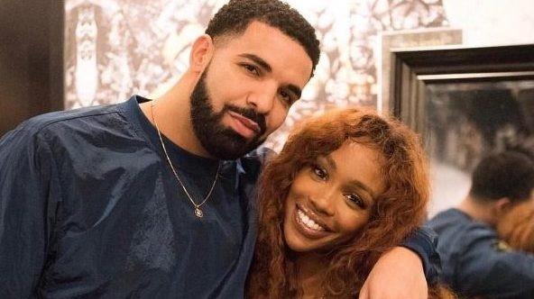 Drake confiesa que tuvo una relación con SZA hace un tiempo