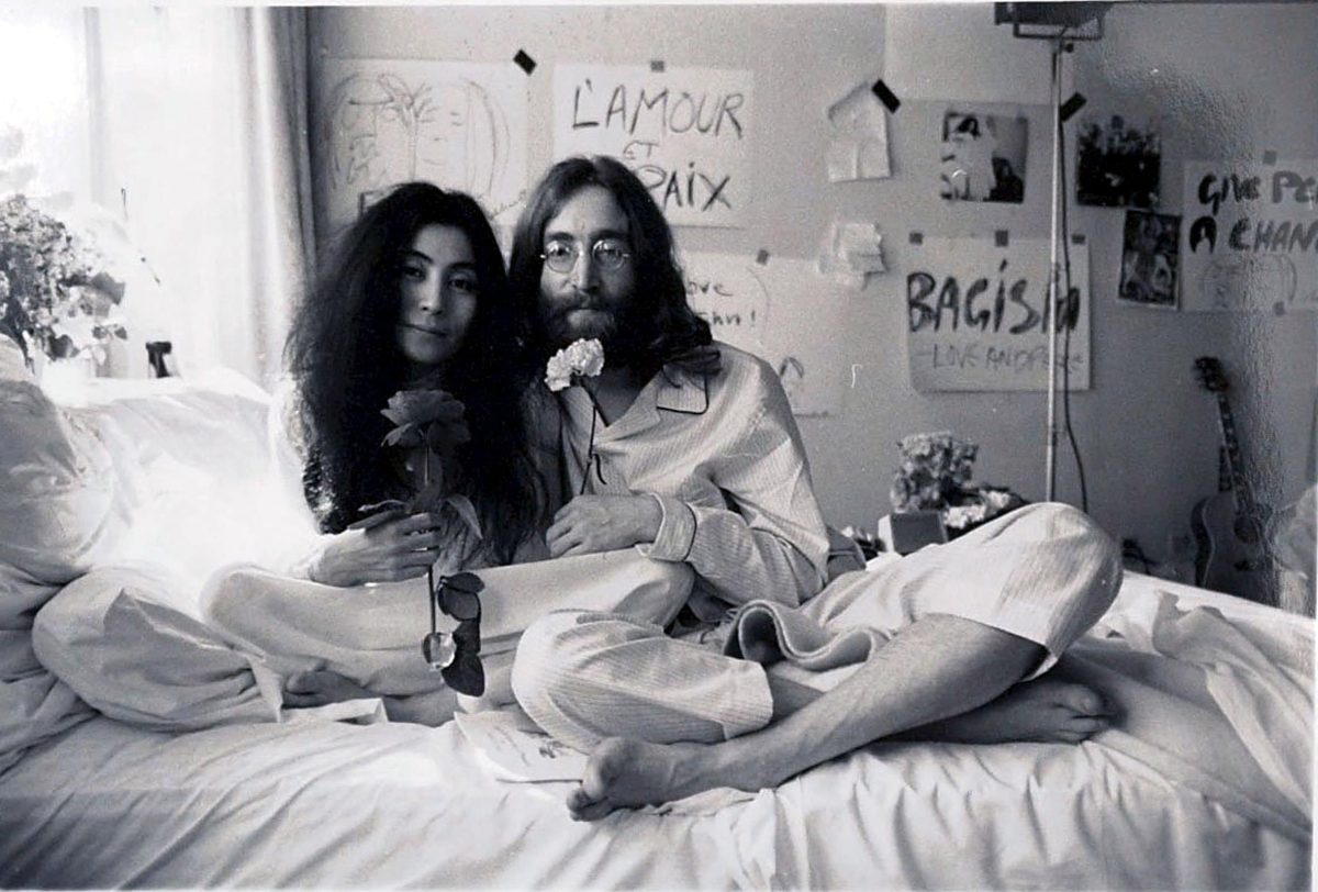 ¿Y si John Lennon se hubiese dedicado al rap?