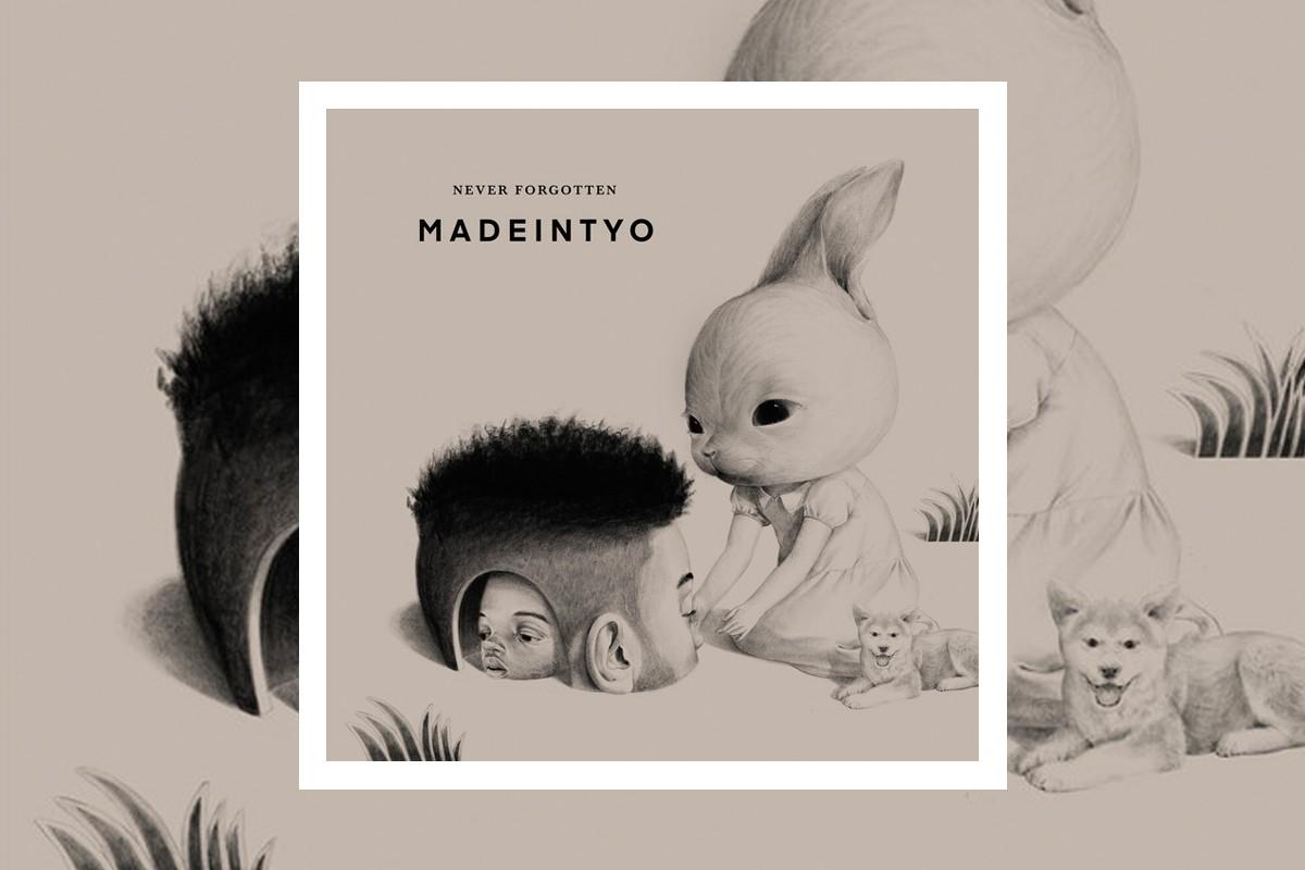 MadeinTYO lanza 'Never Forgotten', con J Balvin, Ty Dolla $ign y más