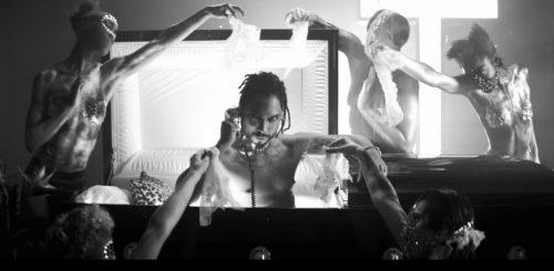 Miguel está de regreso con el videoclip de 'Funeral'