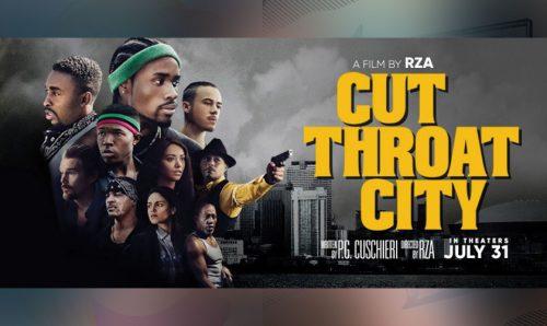"""""""Cut Throat City"""": nuestra reseña sobre la última (y esperada) peli de RZA"""