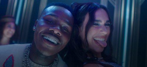 DaBaby se une al nuevo remix de 'Levitating' de Dua Lipa