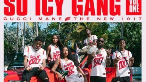 Gucci Mane lanza 'So Icy Gang Vol. 1' junto a Mulatto y muchos más