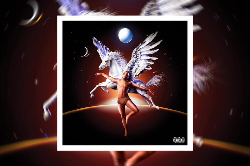 Trippie Redd calienta la llegada de su álbum con 'Spooky Sounds'
