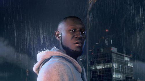 Stormzy se sumerge en el mundo de «Watch Dogs» en el clip de 'Rainfall'