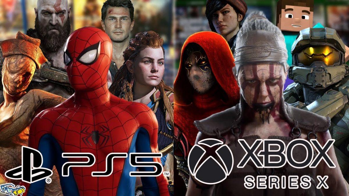 ¿Qué juegos llegan junto a PS5 y Xbox Series X al mercado?