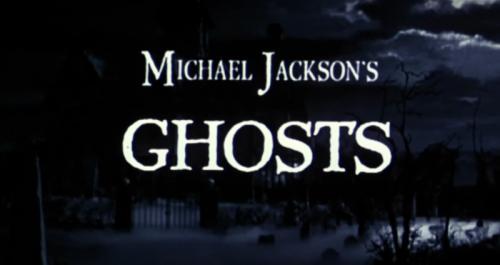 """""""Ghosts"""" de Michael Jackson y Stephen King, disponible solo en Halloween"""